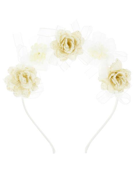 Flower Crown Tiara , , large
