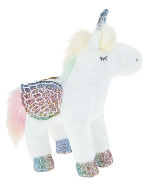 Amazing Amena Unicorn Toy, , large