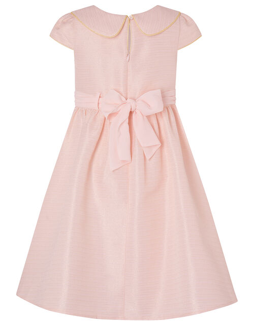 Collared Dress, Pink (PALE PINK), large