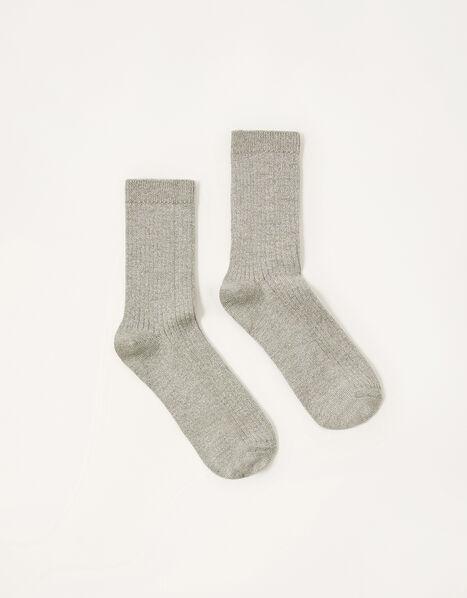 Metallic Boot Socks, , large