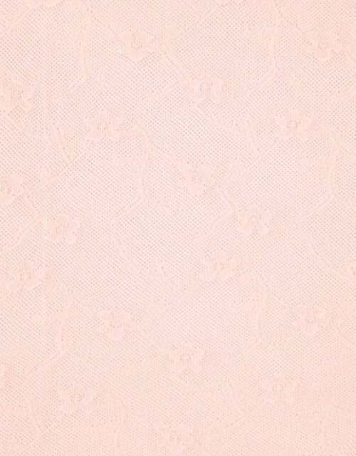 Baby Rosebud Tights, Pink (PINK), large
