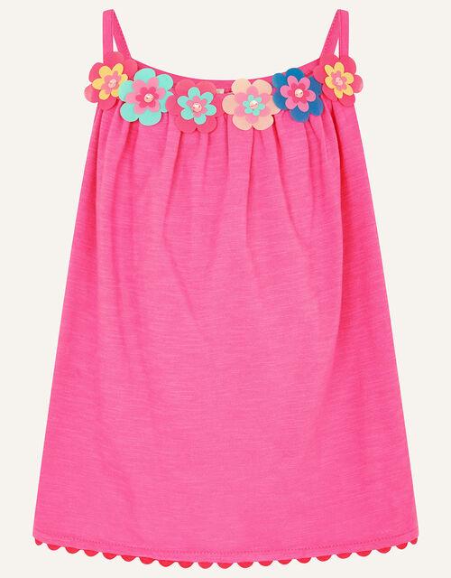 Fiesta Flower Cami , Pink (PINK), large