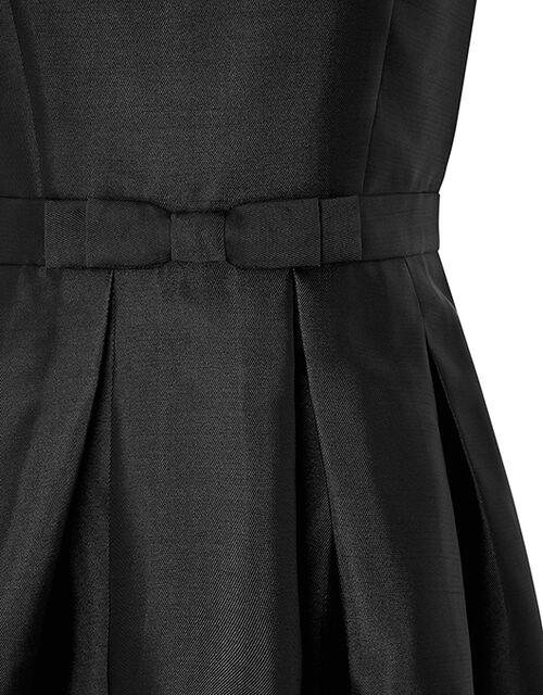 Connie One Shoulder Occasion Dress, Black (BLACK), large