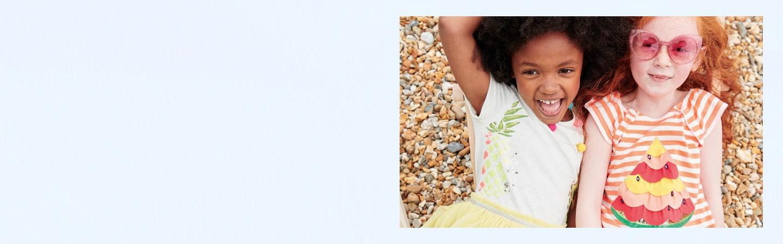 Summery styles & smiles