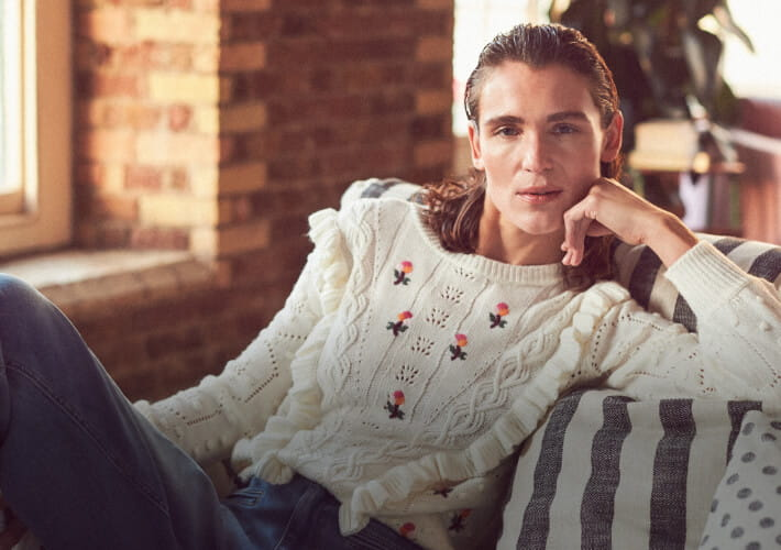 New knits that make us smile