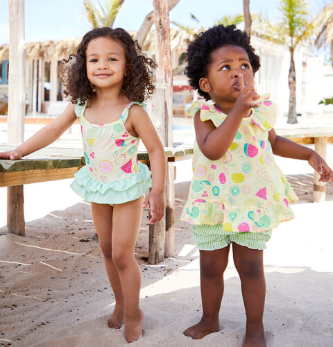 Kids clothing from Monsoon is just so cute. While these aren't the cheapest of kids clothing, your kid will be best-dressed in an outfit from Monsoon.