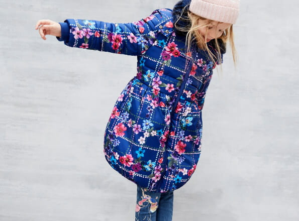 Children's outerwear